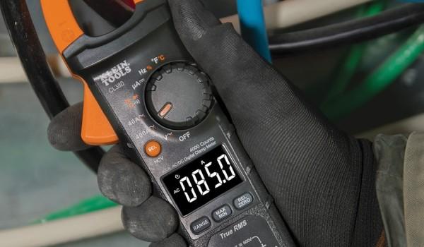 Klein Tools CL800 Clamp Meter