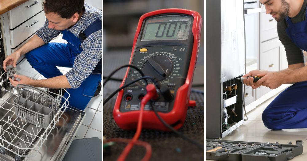 Appliance Repair Basics